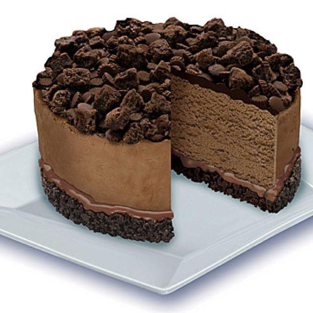 Baskin Robbins Brownie A La Mode Cake
