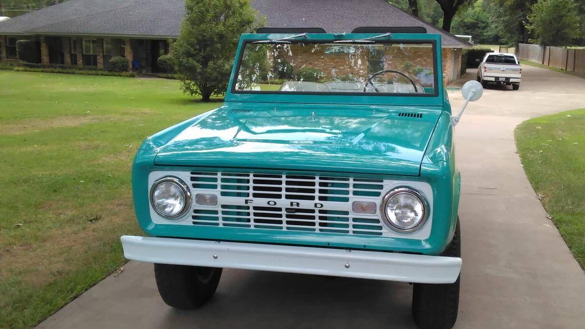 1966 ford bronco for sale 1862836 hemmings motor news
