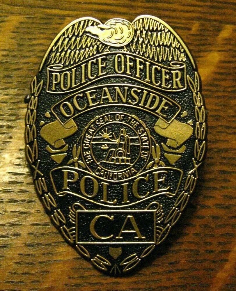 Oceanside Ca Police Lapel Pin Vintage California Junior Officer Pd Mini Badge In 2020 Police Lapel Pin Lapel Pins Vintage California