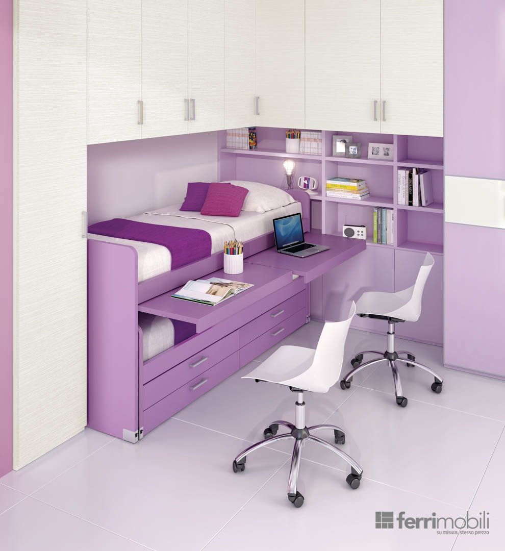 bedroom looking with Ferrimo personalization in 2020