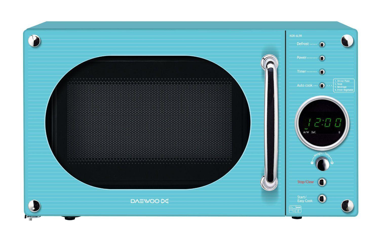 Turquoise Microwave Aqua Pinterest