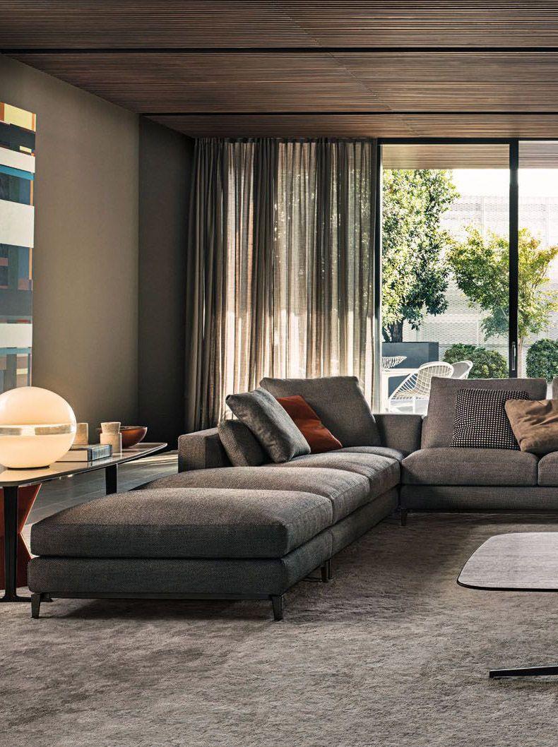 100 Einrichtungsideen für Moderne Wohnzimmermöbel   Modern interiors ...