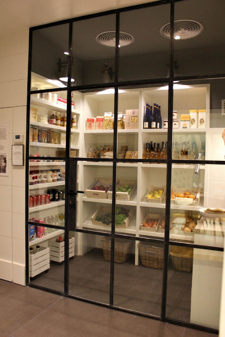Friday Inspiration : Clever Pantry Ideas