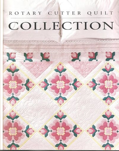 Free Download Quick Rotary Cutter Quilt Collection  Patchwork-Pam Bono - rosotali roso - Picasa Web Albums