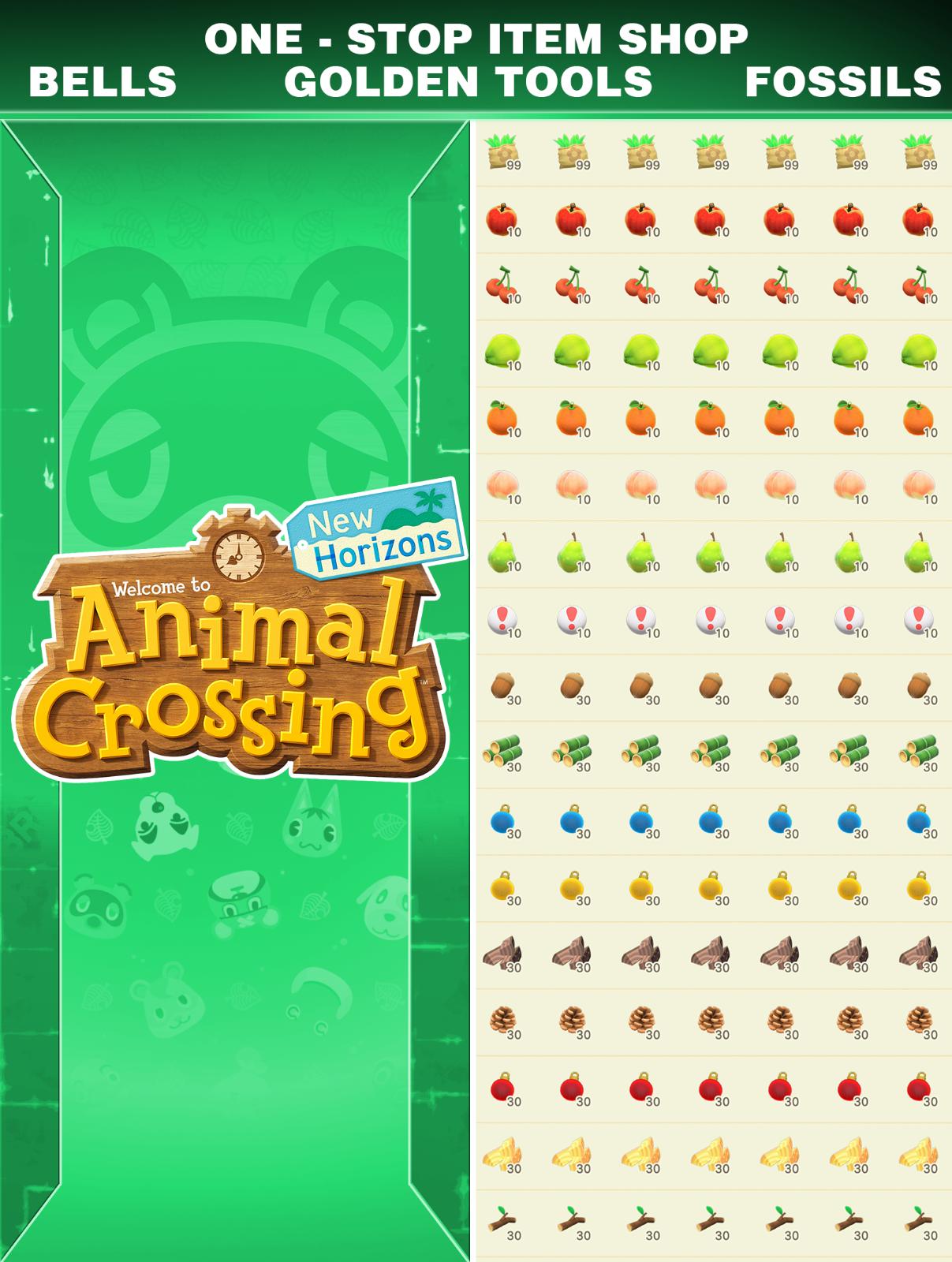 3f430d7ab68279cbf8b610180c5054b9 - How To Get Golden Tools In Animal Crossing New Leaf
