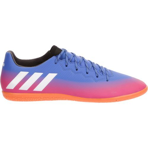 340ff60a2 Adidas Men's Messi 16.3 Indoor Soccer Shoes (Blue/Footwear White/Solar  Orange, Size 8) - Adult Soccer Shoes at Academy Sports