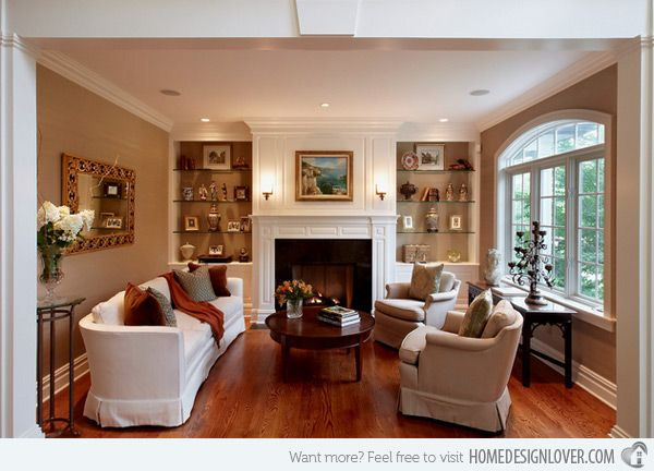 15 Interesting Traditional Living Room Designs Home Design Lover Traditional Design Living Room Small Living Room Design Traditional Living Room