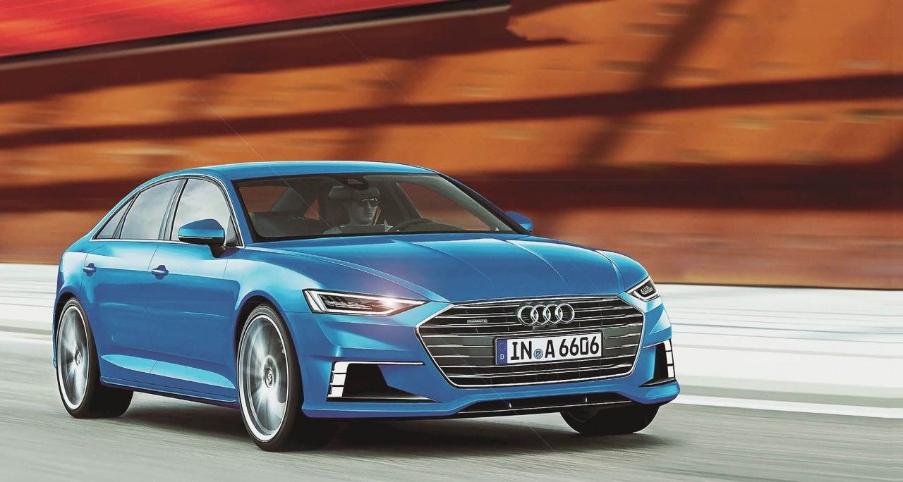 2018 audi new technology audi will show the 2018 model range more than likely it will probably be a totally new car based on a new platform