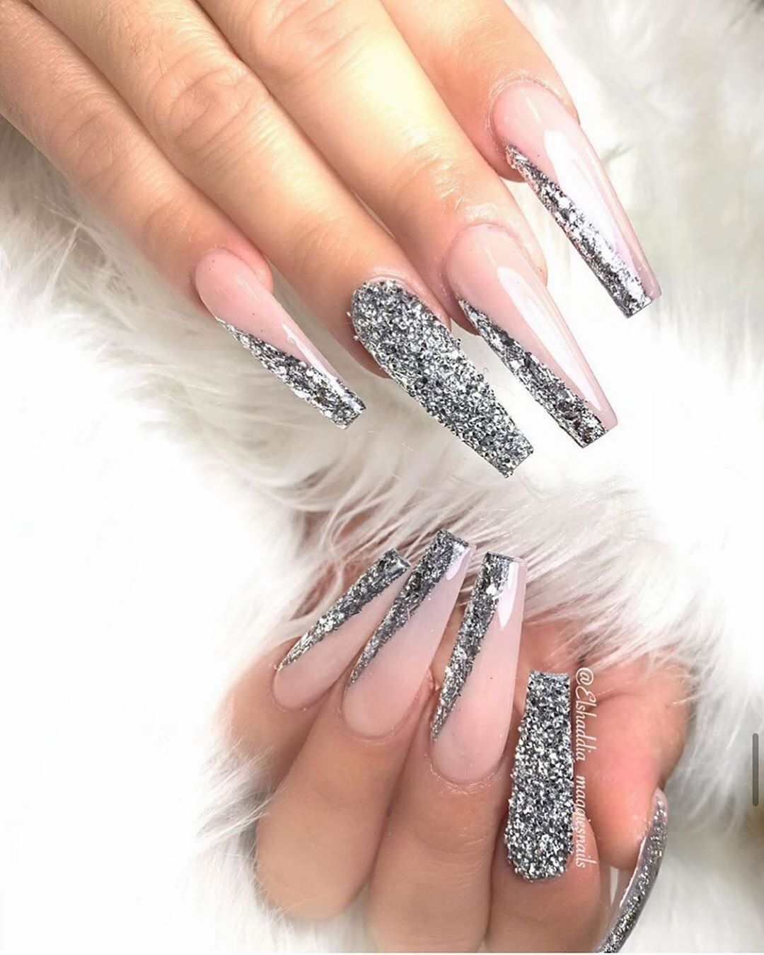 100+ Spring Nail Art Designs for Women 2020 in 2020 New