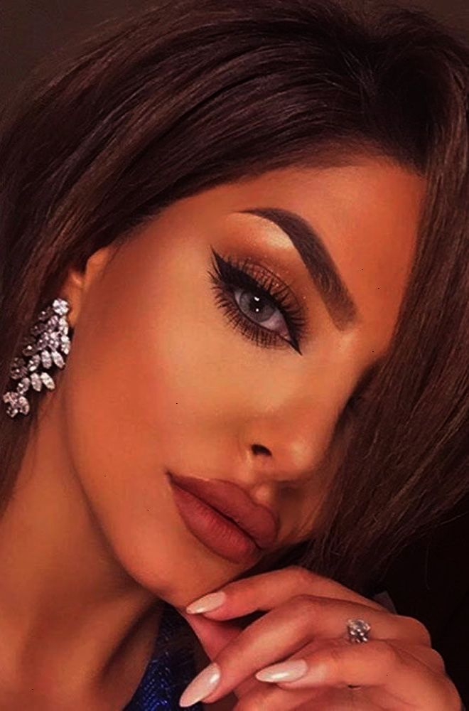 Cat Eye Makeup Will Never Lose Its Popularity Many Makeup