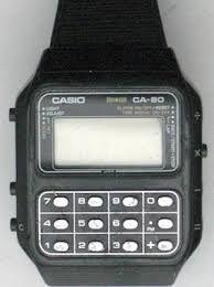 e6dda676f226 Resultado de imagen de reloj casio calculadora años 80