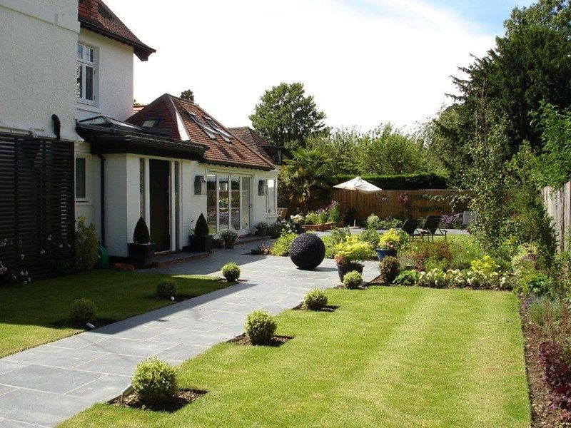 Large and varied garden design portfolio from garden design company - Garden Design Company