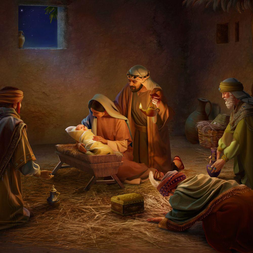 El Hijo Del Hombre Es El Señor Aún En El Día De Reposo Dios Biblia Biblia Imagen Significado De La Navidad Historias De La Biblia Para Niños