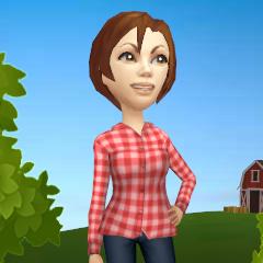 Ich liebe meinen #ZyngaAvatar! Besuche noch heute Zynga.com und erschaffe deinen eigenen. http://fun.zynga.com/avatarpin