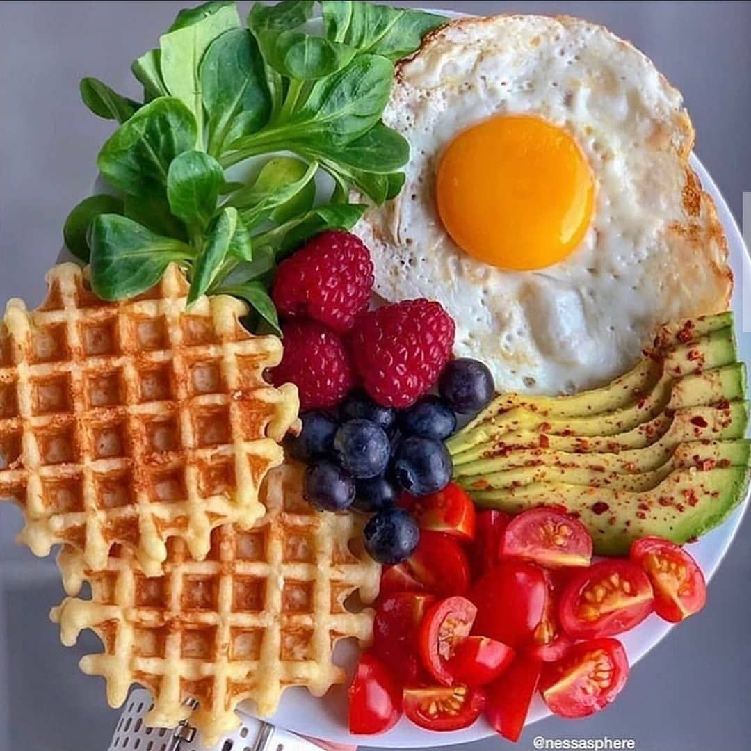 Here is five #healthy and easy to make #breakfast #food #fitness built your #body  For #recipes and...