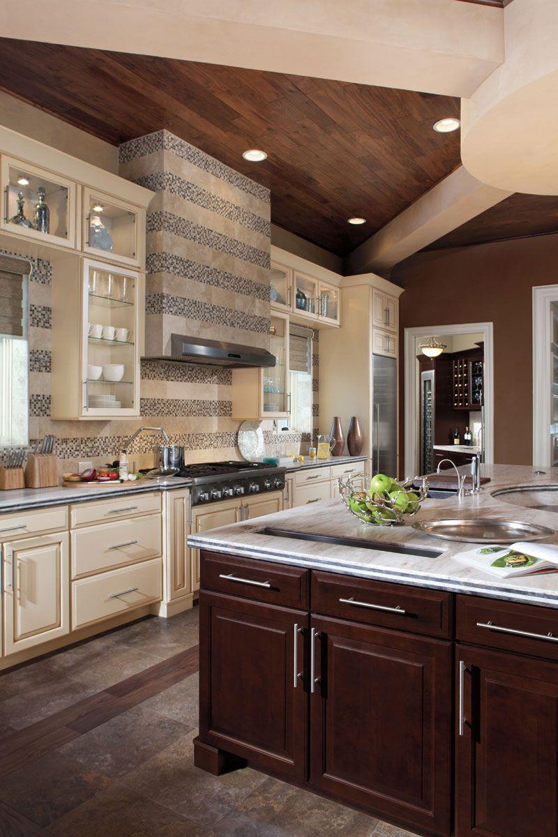 Waypoint Living Spaces Kitchen Design Small Kitchen Cabinet Design Kitchen Inspirations
