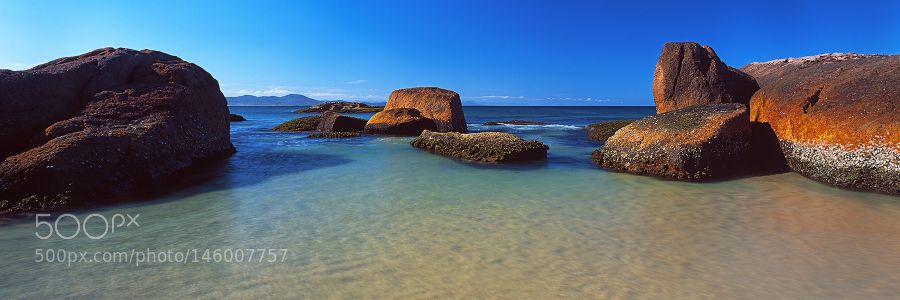 South West Rocks by kanegledhill