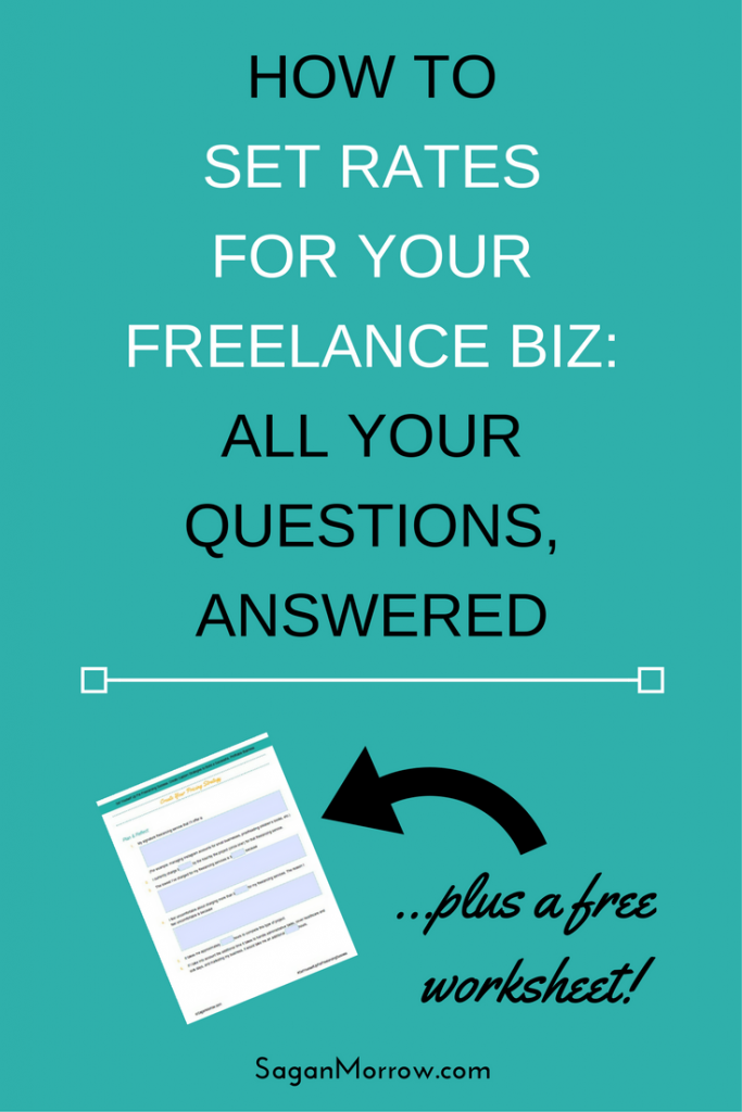 How To Price Freelance Services All Your Questions About