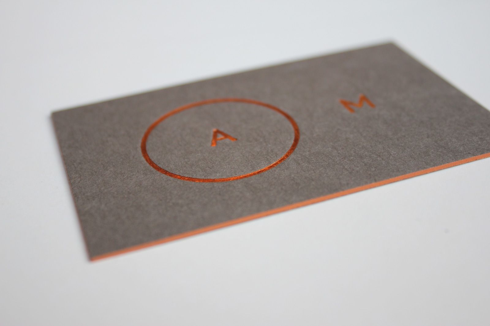 Hot Foil Stamping Business Cards | Business cards, Business and Logos