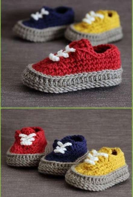 Photo of 40 Ideas for crochet baby boy booties free pattern link