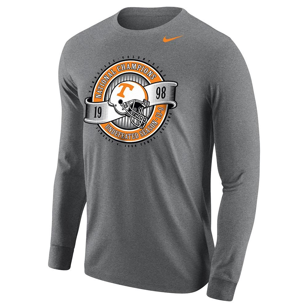 Tennessee Nike 1998 National Championship 20th Anniversary