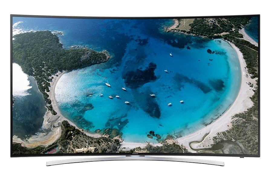 سعر ومواصفات تلفزيون سامسونج 55 بوصه سمارت كيرف منحني Samsung Smart Tv Artwork Great Wave