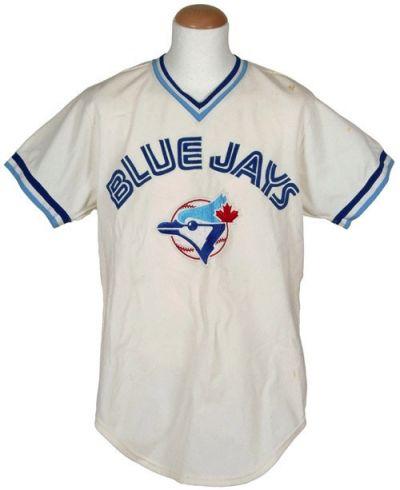 the best attitude ed51a 9c201 Toronto Blue Jays original home jersey 1977   Blue Jays ...