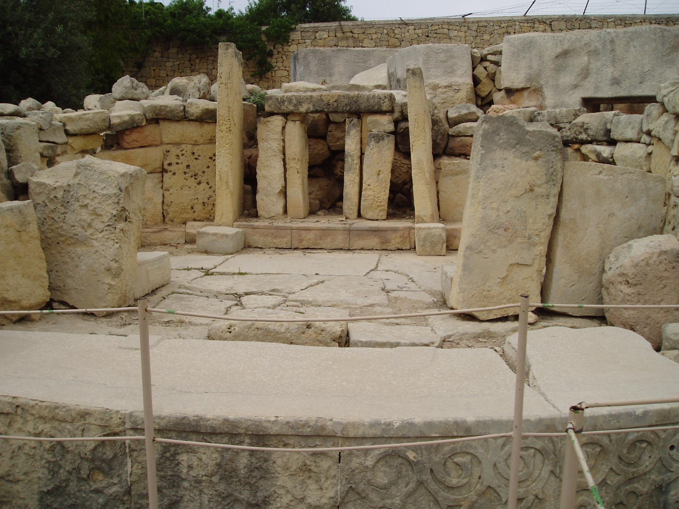 Tarxien temples, Malta