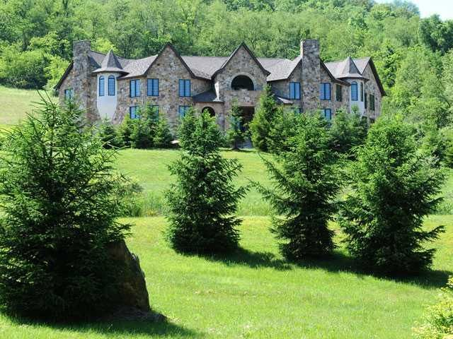 Approx 16 000 Sq Ft Magnificent Mountain Resort Style Home Near