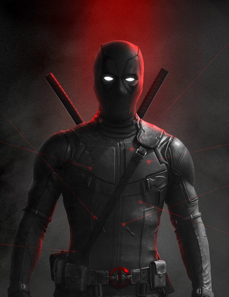 Deadpool Deadpool Comic Marvel Superhero Posters Deadpool Art