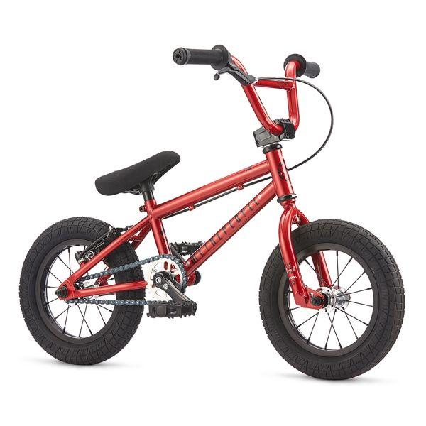 Wethepeople Kinder Bmx Rad Prime 12 2017 Rot Ab 3 Jahre 95 110 Cm Bmx Surfen