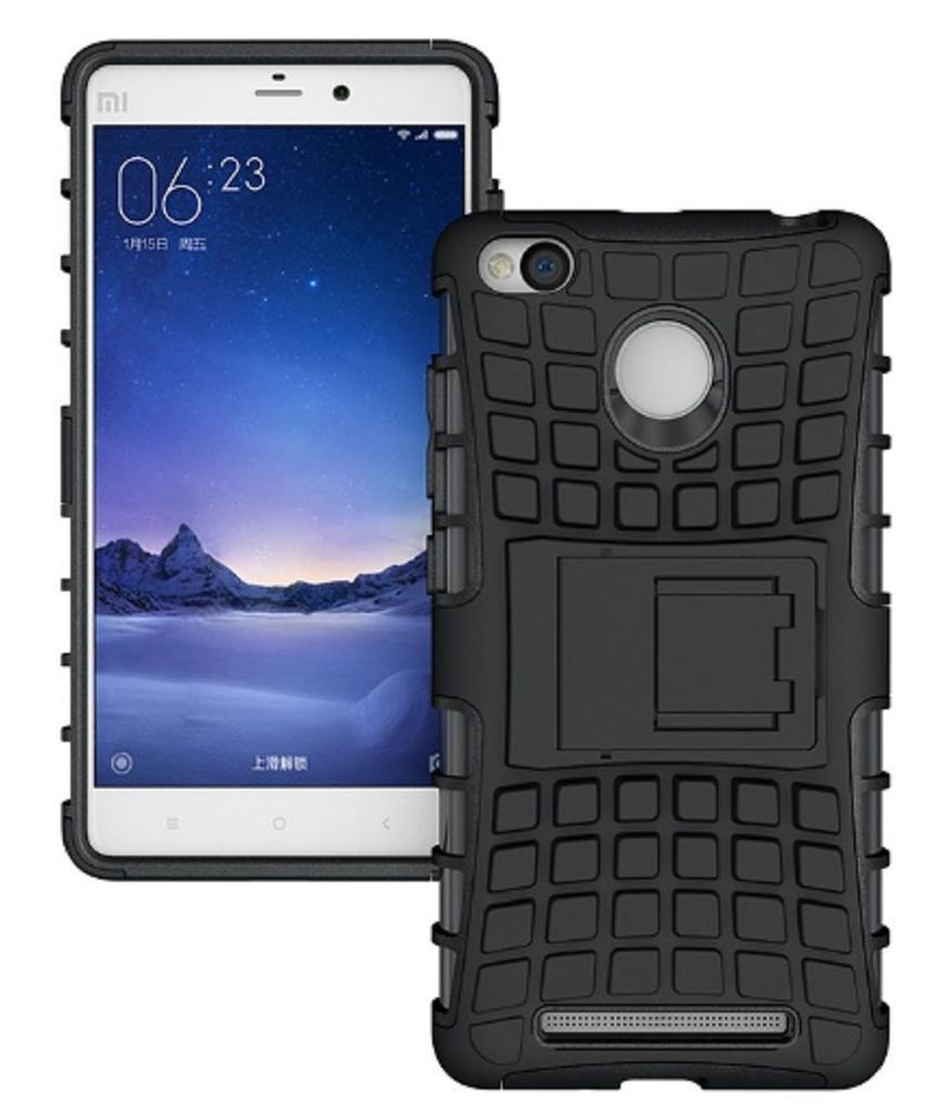 new product 95631 f9337 NEW ARMOR HYBRID DEFENDER KICK STAND BACK CASES COVER FOR XIAOMI ...
