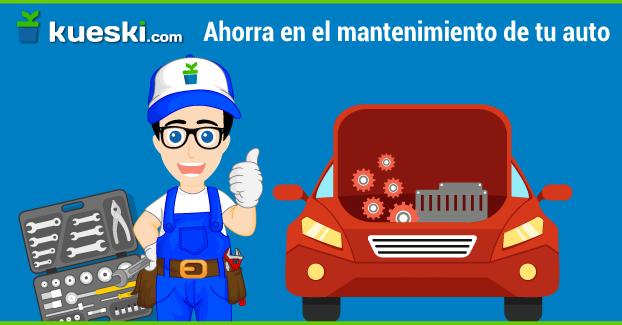 Tips de ahorro en el mantenimiento de tu auto  #KueskiTips #Autos