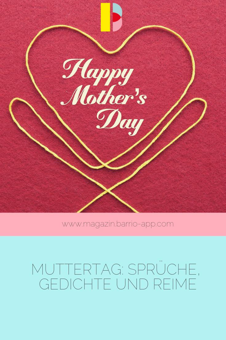 Muttertag Klar Mama Hat Man Das Ganze Jahr über Lieb