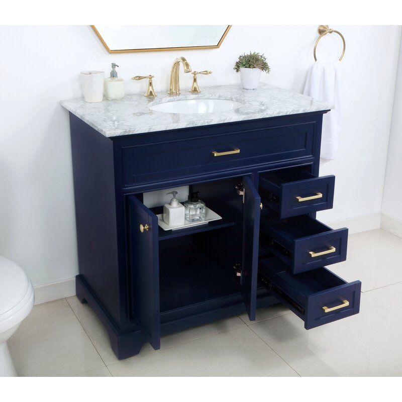 Darby Home Co Darry 36 Single Bathroom Vanity Set Reviews Wayfair Bathroom Vanity Single Bathroom Vanity Vanity
