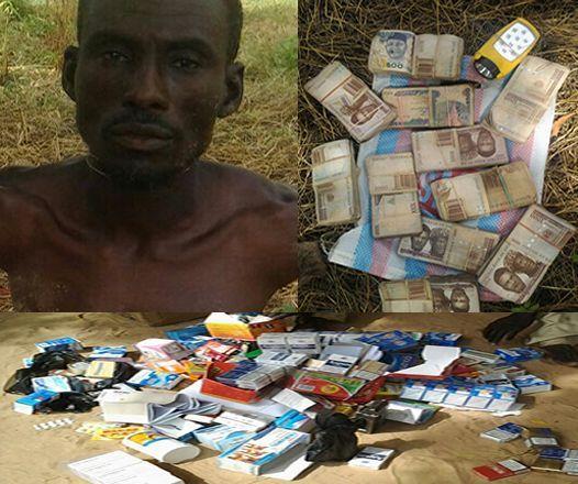 Nigerian Military Arrests Alleged Financier To Boko Haram (See)