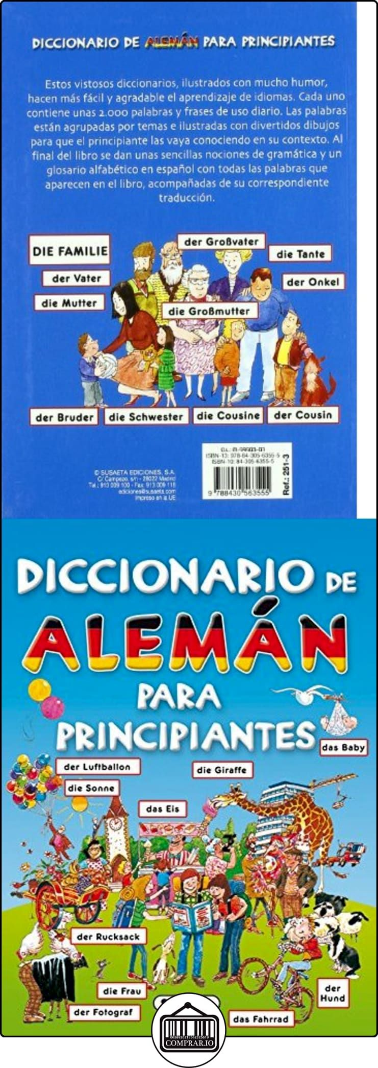 Diccionario De Aleman Para Principiantes. (Diccionario