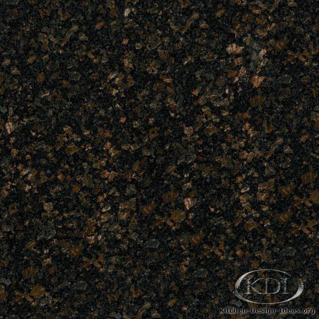 Russian Sable Granite (Kitchen-Design-Ideas.org)   Misc   Pinterest