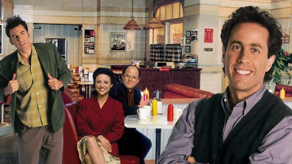 Seinfeld Twitter Account Shows Hilarious Modern Day Plot Lines Seinfeld Seinfeld Tv Show Favorite Tv Shows