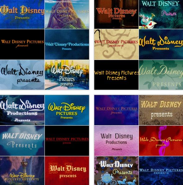 Walt Disney Pictures Presents Disney Pinterest