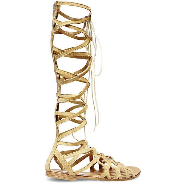 62442185a67 Steve Madden Women's Hercules Sandals ($90) ❤ liked on Polyvore ...