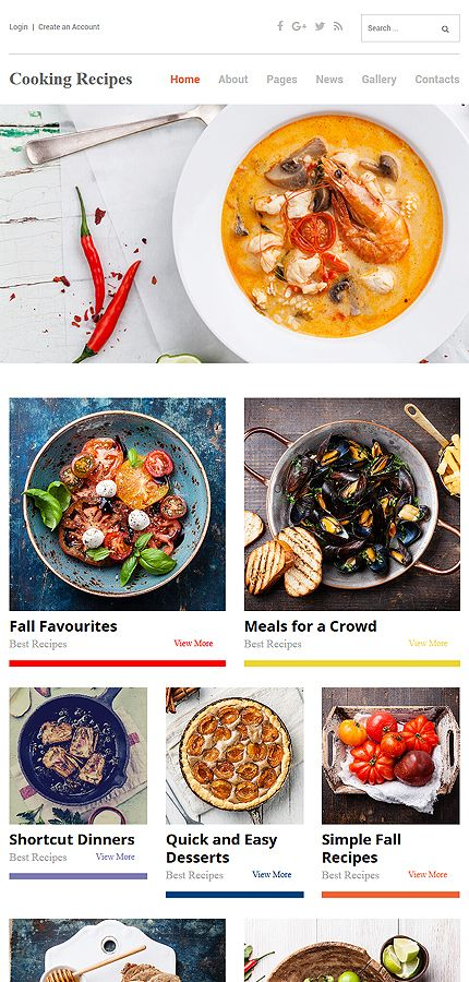 Cooking recipes joomla template themes business responsive cooking recipes joomla template themes business responsive joomlathemes forumfinder Images