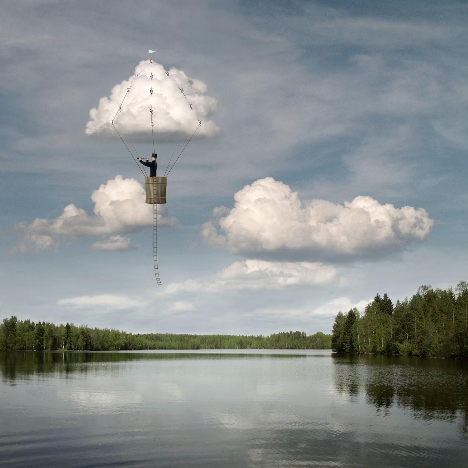 Dünyanın, Bir Sihirbazın Gözünden Anlatıldığı 15 Gerçek Üstü Fotoğraf Manipülasyonları