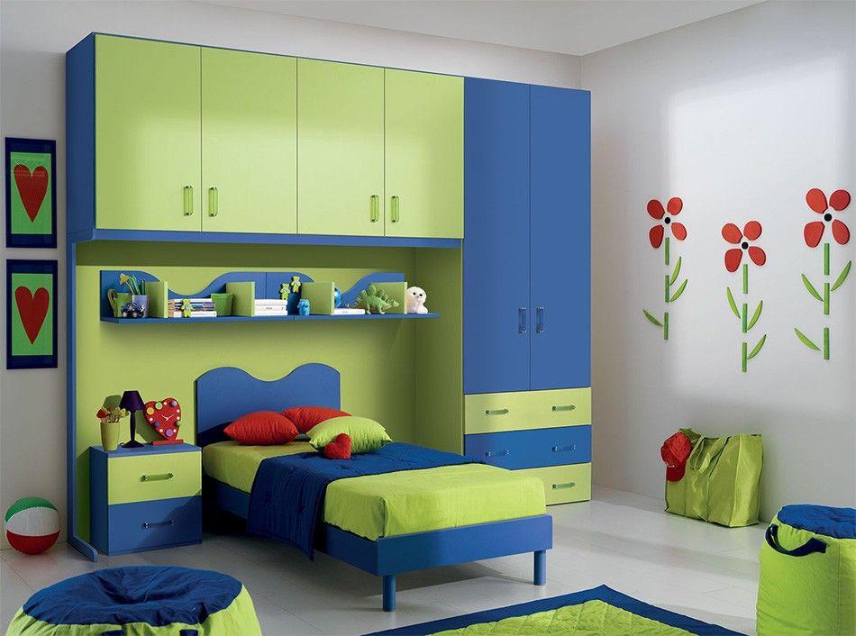 Modern Italian Kids Bedroom Composition Vv G065 Www Umodstyle Com Modern Kids Bedroom Furniture Kids Bedroom Furniture Sets Modern Kids Bedroom