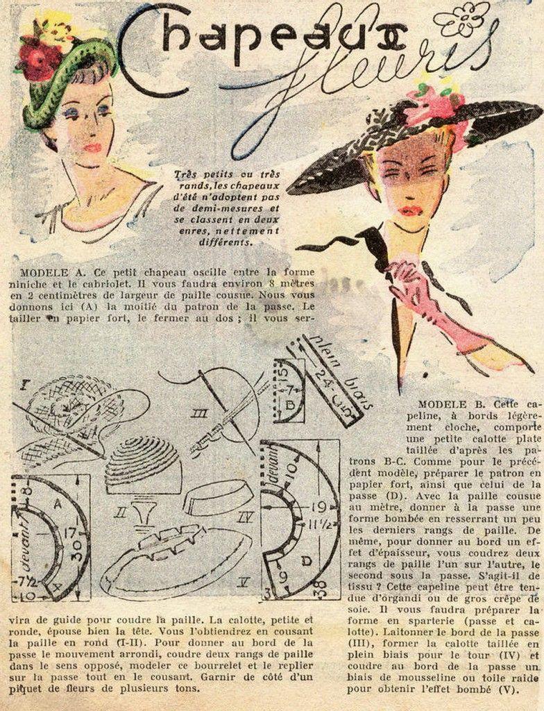♥°.... Nims.... °♥• | Vintage clothing | Pinterest | Tocado ...