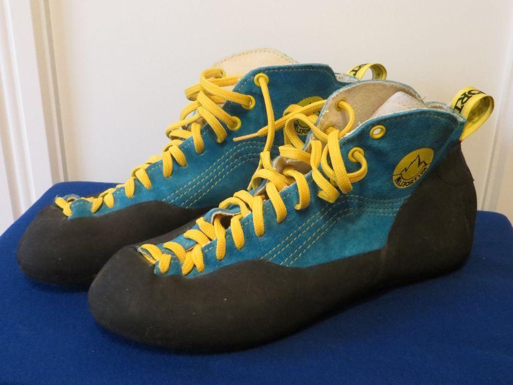 La Sportiva Rock Climbing Shoes - Size