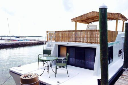 Check Out This Awesome Listing On Airbnb Houseboat In Paradise With