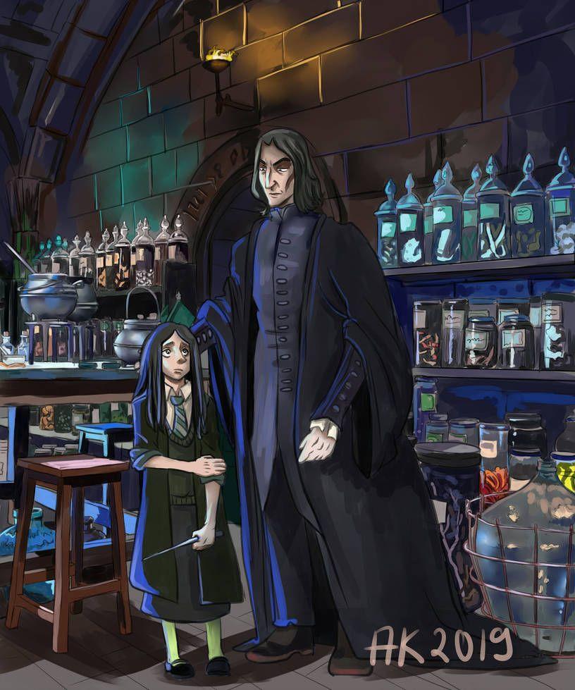 Pin On Severus Art