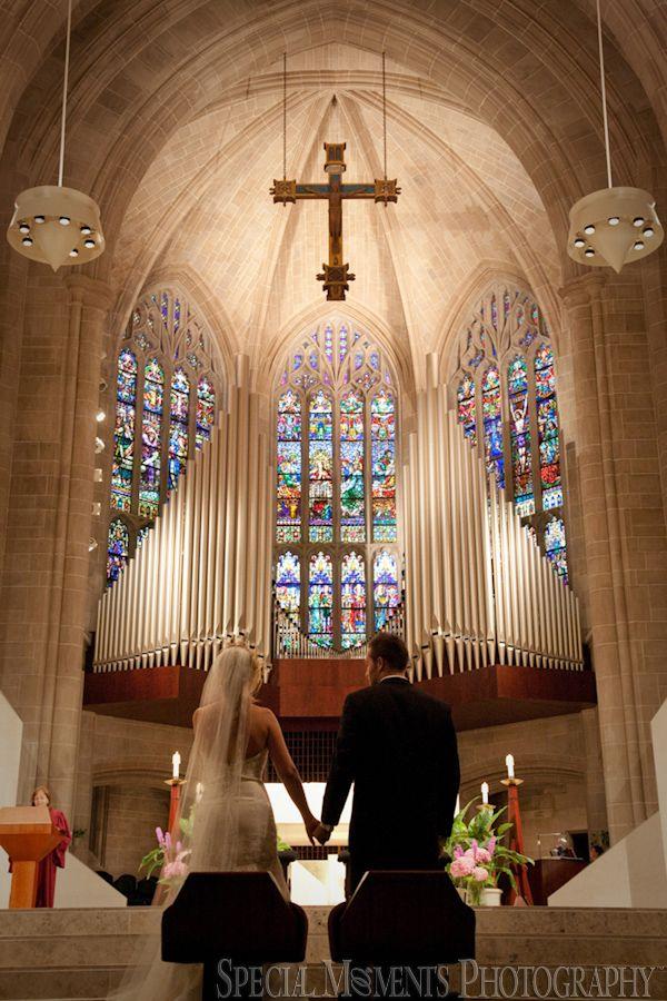 Blessed Sacrament Cathedral Detroit Wedding Detroit