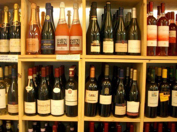 fine wine | Paul Boutinot (Boutinot wines) and Vanni Zanella (Mondial Wines) have ...